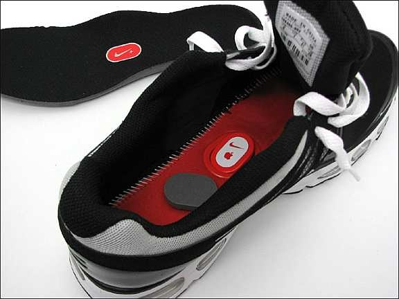 Nike plus sensor by shoes pinterest