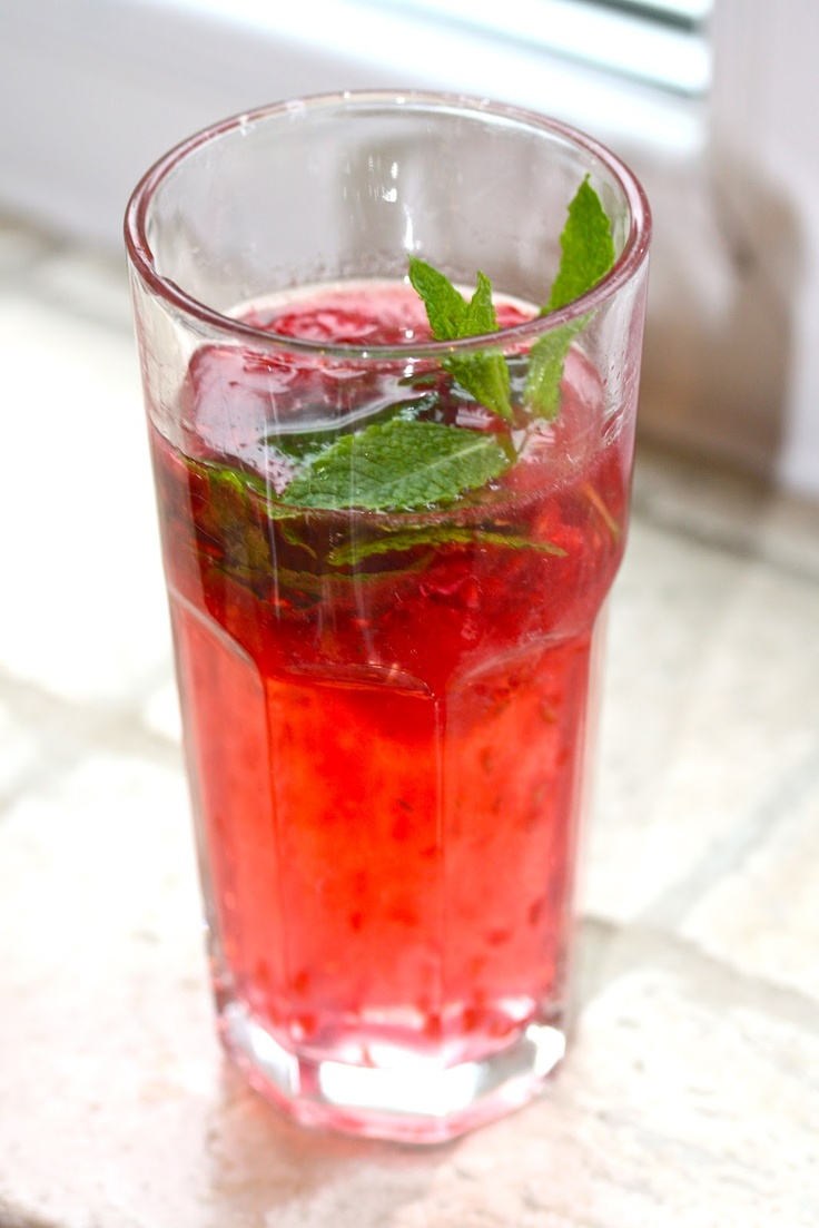 Raspberry Basil Mojitos Recipes — Dishmaps