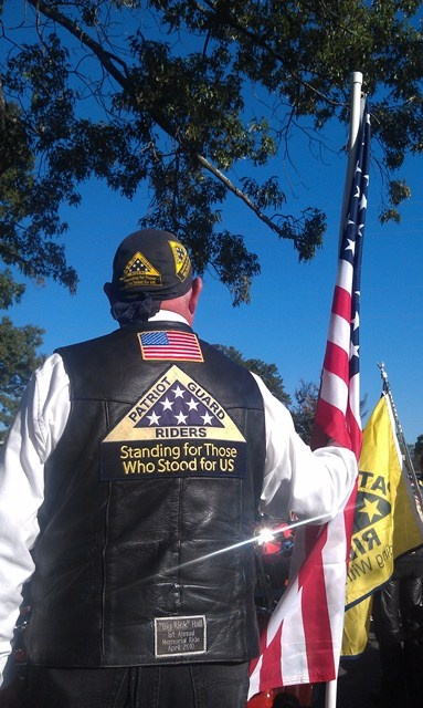 Patriot Guard Riders - Thank You!!!
