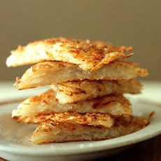 Grated Potato Pancakes Recipe. I added chop onion for flavor but ...