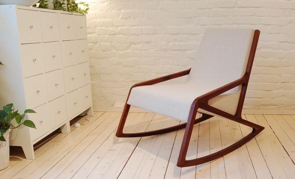 Comscandinavian Chair Design : Classical rocking chair in Scandinavian design  Designer Chair ...