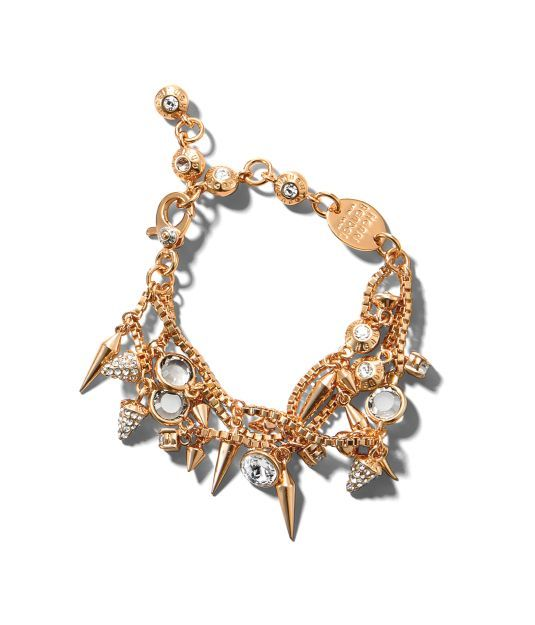 STILETTO SPIKE BRACELET Henri Bendel