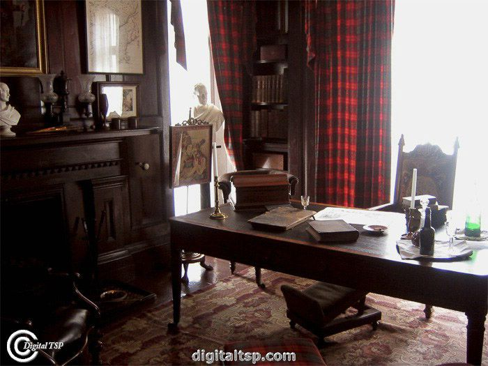 Victorian Style Office Victorian office | Vic...