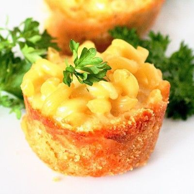 ... . Quick, easy, always a delight & comfort. Mini Mac and Cheese Pies