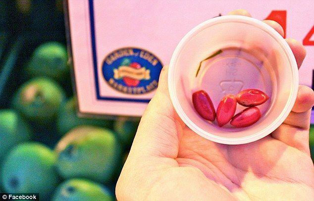 Is garcinia cambogia fruit edible image 1