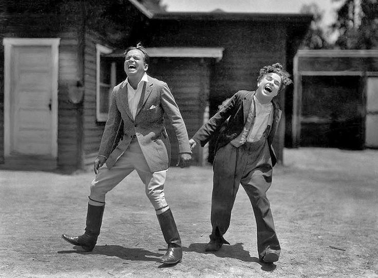 Douglas Fairbanks and ...