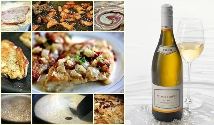Lunch idea - get inspired! Chicken Marsala with Pancetta and Cream ...