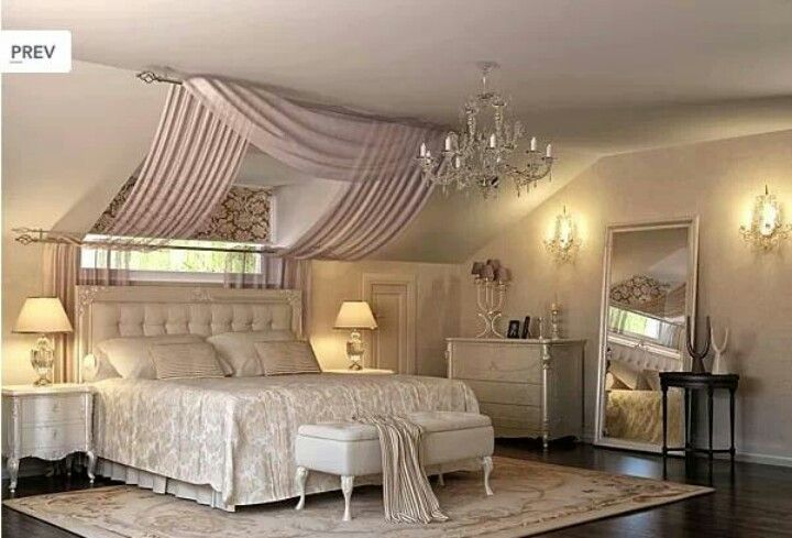 Beautiful serene bedroom Home decor & more