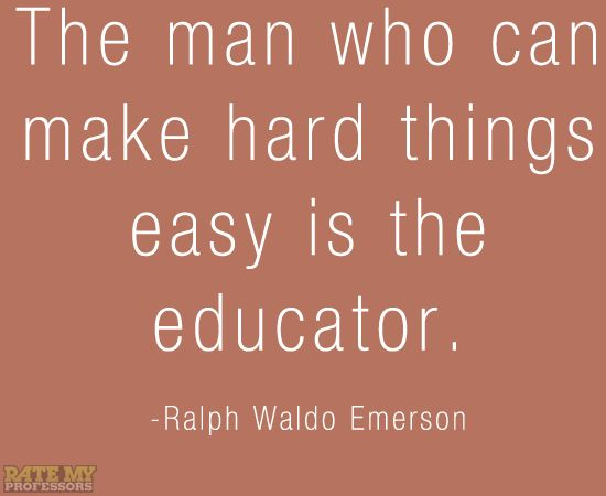emerson education essay quotes Worst, when this sensualism intrudes into the education of young women hall, manly p ralph waldo emerson's essays on friendship, love, and beauty.