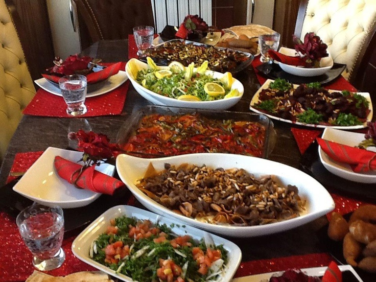 Middle eastern food mediterranean diet pinterest for Arabic cuisine food
