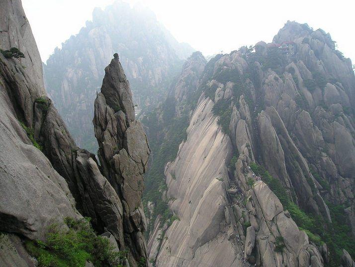 Yellow Mountain, Huangshan China