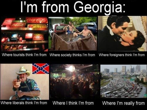 The Great State of GA