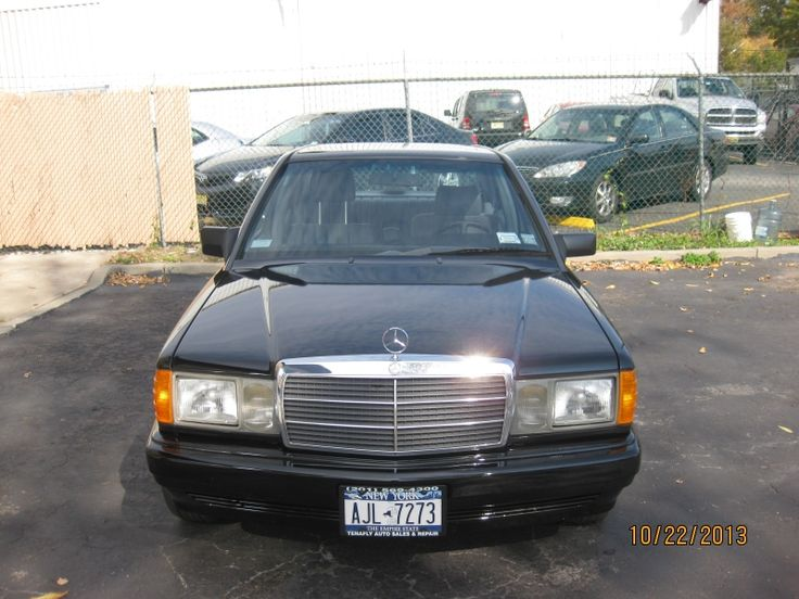 Used 1988 mercedes benz 190e 2 6 classified ride pinterest for 1988 mercedes benz 190e