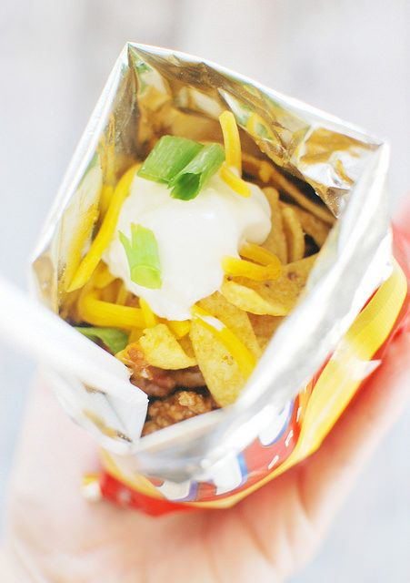 Walking Tacos | Food & Drink that I love | Pinterest