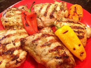 Jerk Chicken Thighs | Chicken meals | Pinterest
