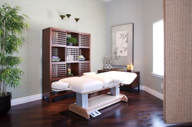 Simple Massage Room A Girl Can Dream Pinterest