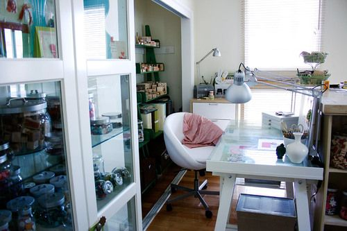 Tinted Glass Cabinet Doors Ikea ~ Ike's Vika Gruvan Artur with trestle legs as a desk