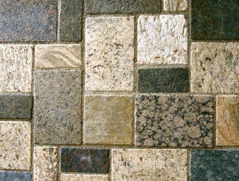 recycled granite pavers Backyard Pinterest