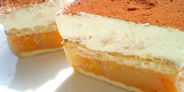 Ledene kocke od bresaka | Desserts & sweet | Pinterest