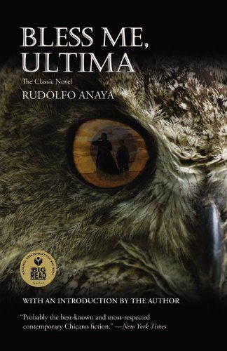 a book report on bless me ultima by rudolfo anaya As tony follows his own path toward adulthood, he relies on ultima's wisdom   difficult to review, because i feel lukewarm about it  bless me ultima is a  wonderful story based on the chicano or northern new mexico native people.
