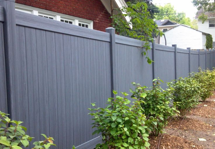 Pin by Fence Consultants of West Michigan on Vinyl Fence