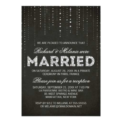 Reception Only Invitation Wording Samples with best invitations template