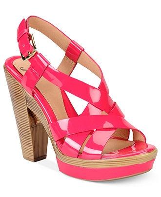 Sofft Women's Shoes, Velia Platform Sandals - Comfort - Shoes - Macy's