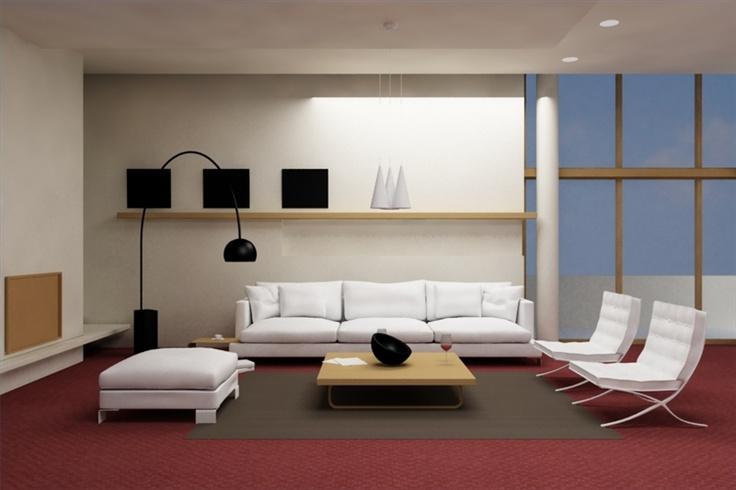 Interior designer room