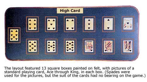 card game faro