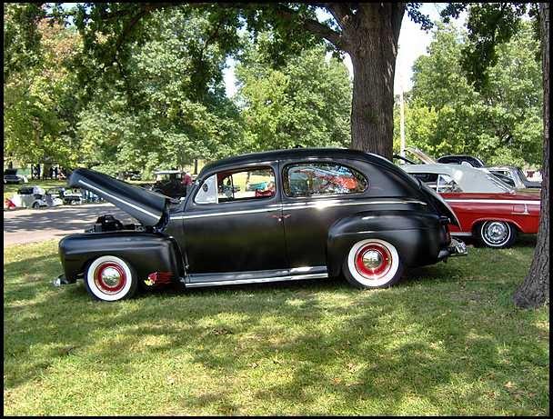 1948 ford 2 door sedan hot rods pinterest for 1948 ford 2 door sedan