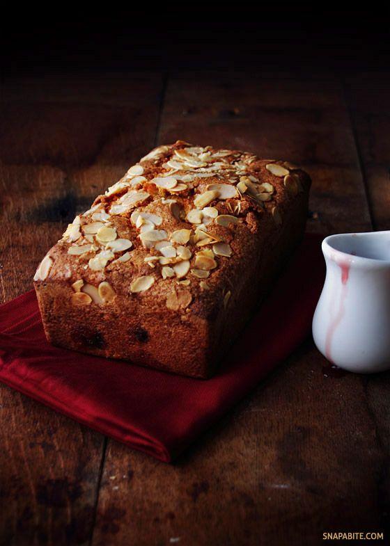 Cherry Almond Cake | Dreamy Bakery | Pinterest