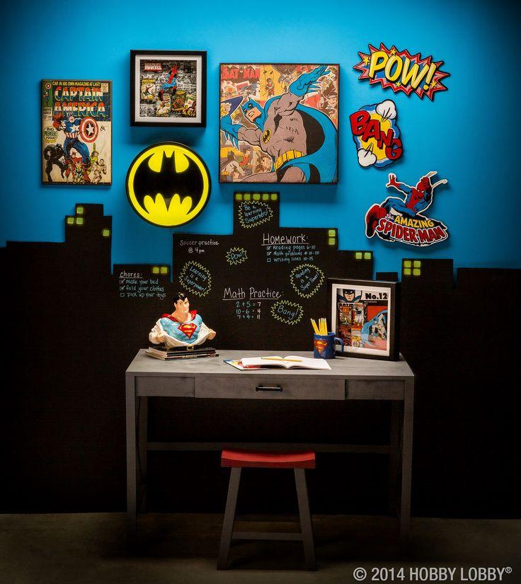 Ideas Bedroom Design Bedroom Decor Boys Superhero Bedroom Design Ideas