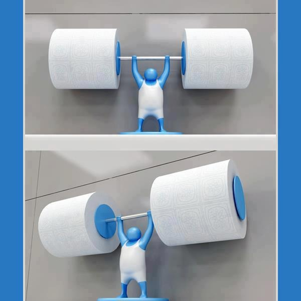 Toilet Paper Holder Cool Stuff Pinterest