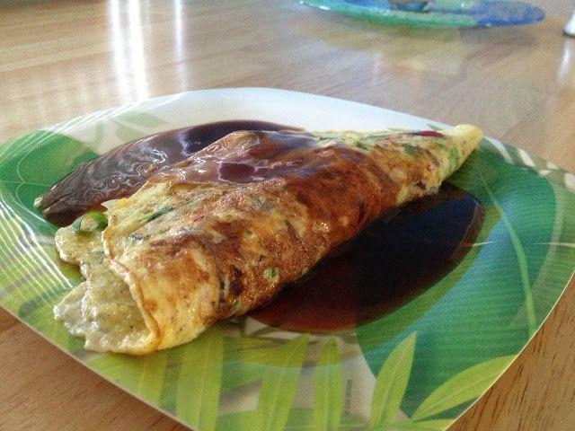 ... garlic chicken chicken garlic chicken chicken egg foo yung and egg foo