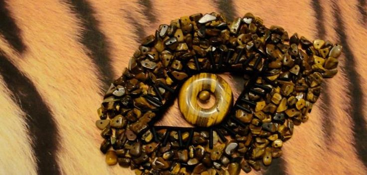 Tiger s eye is good for night vision the digestive system nausea
