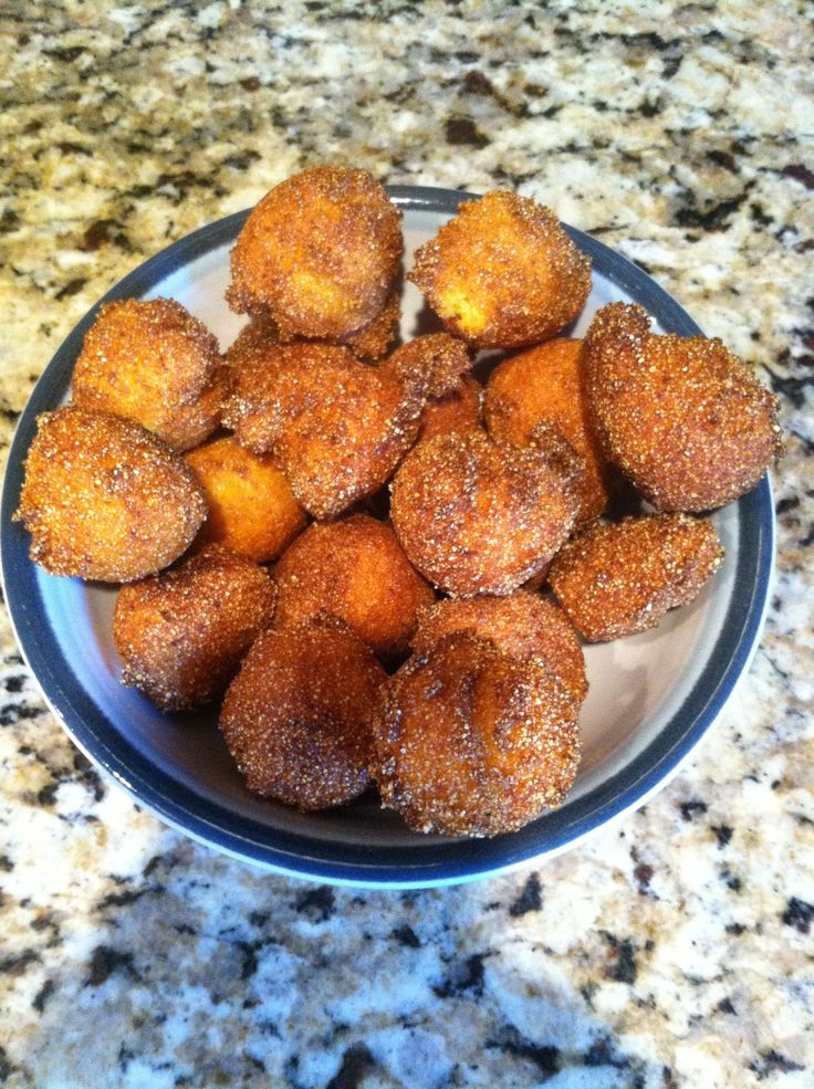 Gluten-Free Fish Fry, Hush Puppies Included!
