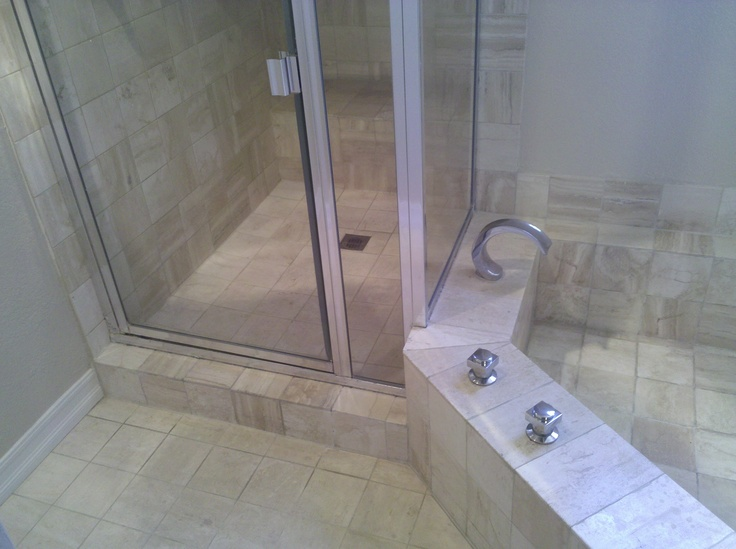 Bathroom Tile Tile Pinterest