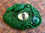 ojo de dragon