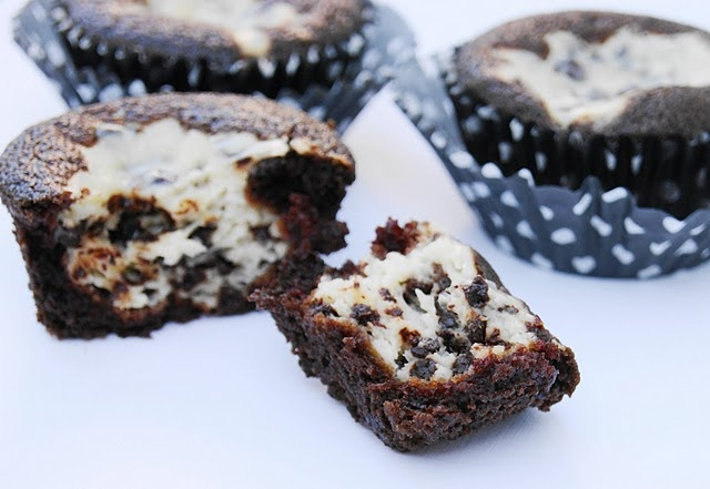 black bottom cupcakes | Cupcakes | Pinterest