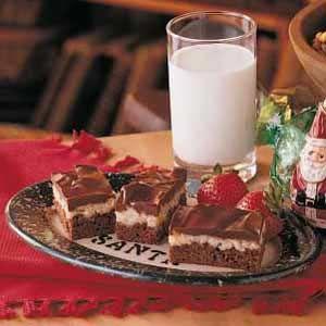 Triple-Layer Cookie Bars- taste of home