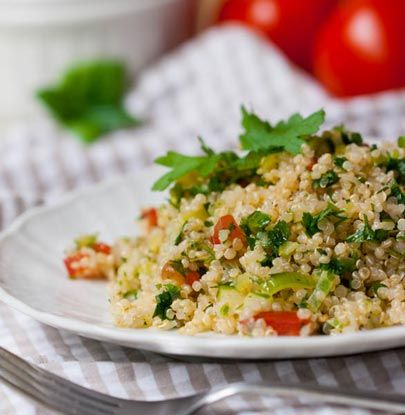 Quinoa Tabouli | Simple Dish | Quick, Easy, & Healthy Recipes for ...