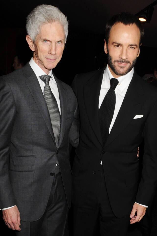tom ford marries richard buckley people pinterest. Cars Review. Best American Auto & Cars Review