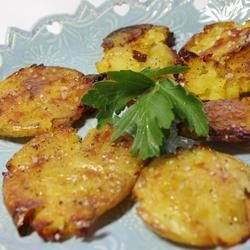 Salt 'n' Vinegar Roasted Potatoes Recipe from Everyday Food Magazine ...
