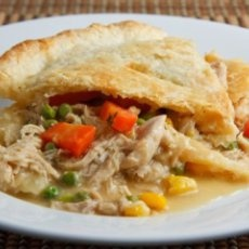 Chicken Pot Pie IX | Chicken | Pinterest
