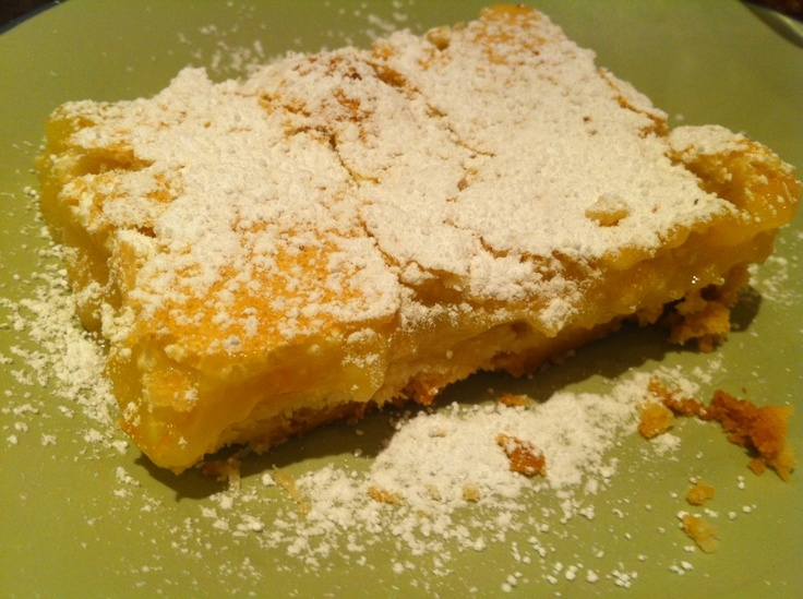 Meyer Lemon Bars | Let's Eat - Desserts | Pinterest