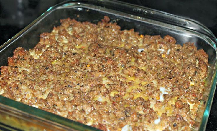 Sausage Breakfast Casserole | Recipe