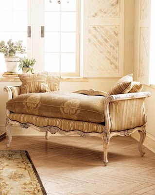 French Madame:daybed