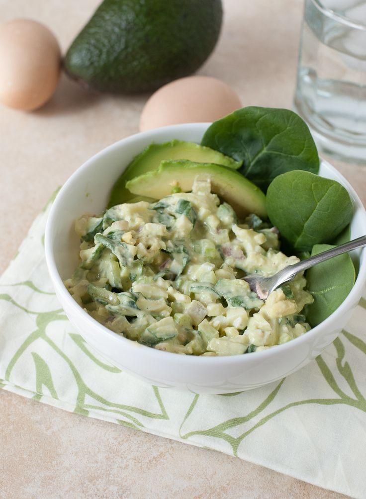 Avocado Egg Salad PineappleandCoconut 1 Pineapple Coconut Champagne ...