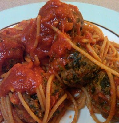 sriracha spaghetti and meatballs | Recipes on my to-do list | Pintere ...