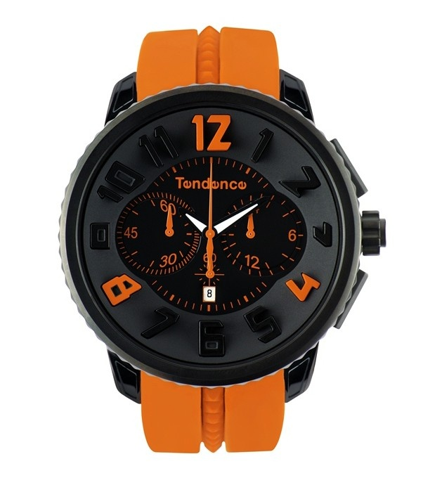 Tendence - Black/Orange